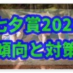 七夕賞【2020年】過去データから注目馬をピックアップ!!