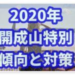 開成山特別【2020年】を過去データから注目馬ピックアップ!!