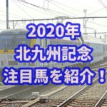 北九州記念【2020年】過去データから注目馬を紹介!