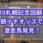 【札幌記念回顧】ペルシアンナイトの激走は朝イチオッズで判明!!