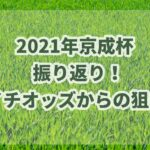 京成杯【2021年】を振り返る!!競馬で当てるのは難しい!?