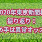 東京新聞杯【2020年】振り返り!!複勝異常オッズに勝機あり!!