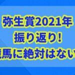 弥生賞【2021年】振り返り!競馬の神様は裏を突いてくる!