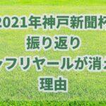 神戸新聞杯【2021年】振り返り!!ダービー馬シャフリヤールが危険な人気馬だった理由