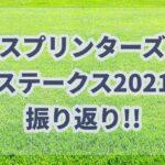 スプリンターズステークス【2021年】振り返り!!人気決着のポイント